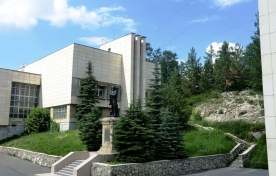 Минералогический музей Ильменского заповедника